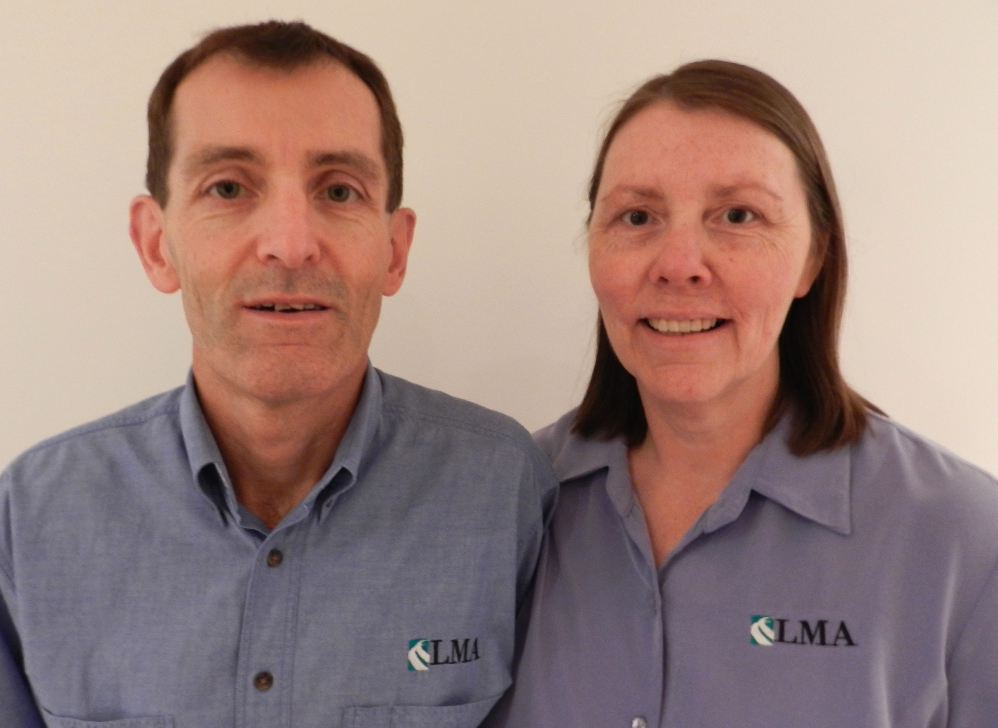 Roger and Sue of LMA - Crowhurst