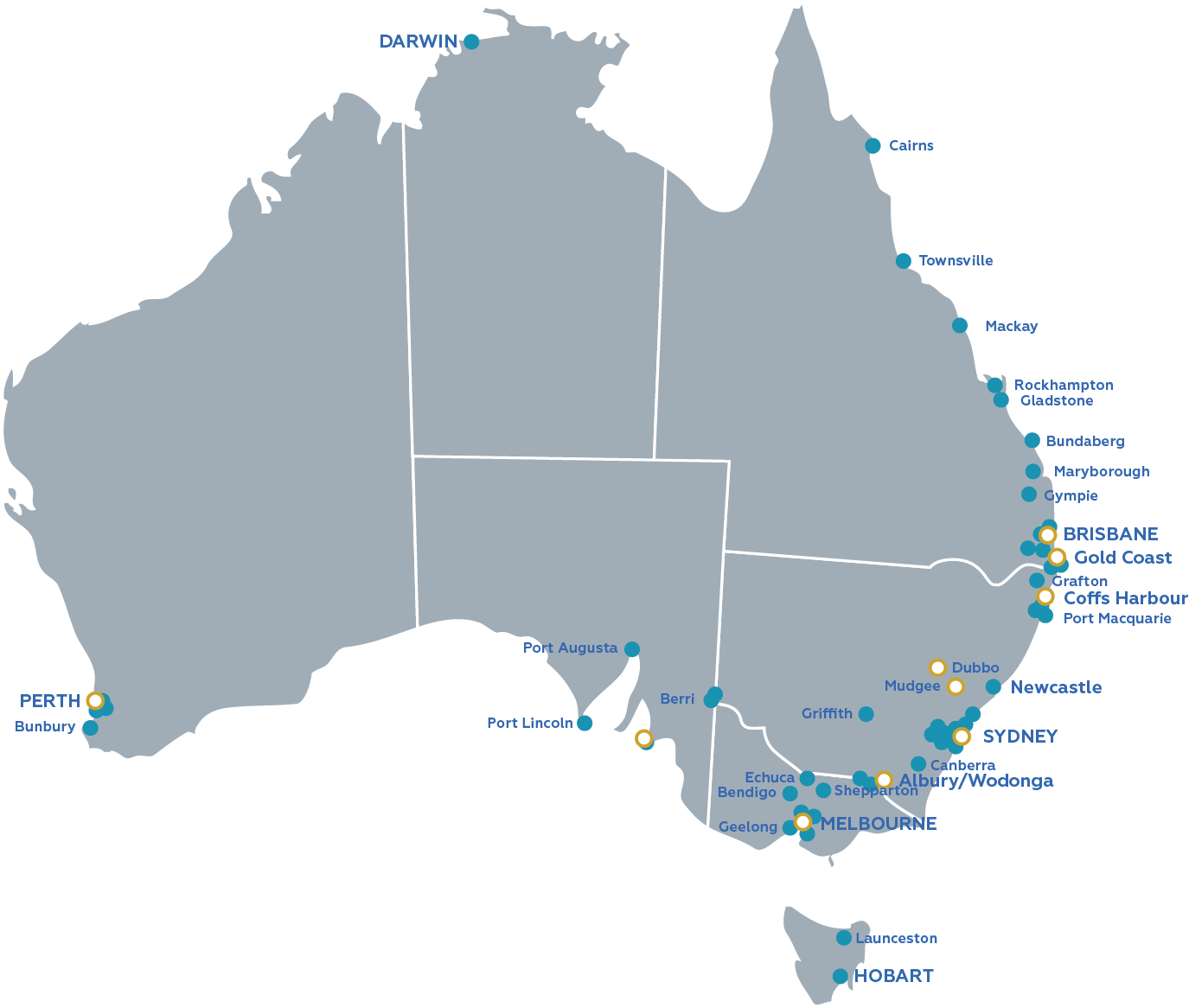 LMA_AU map