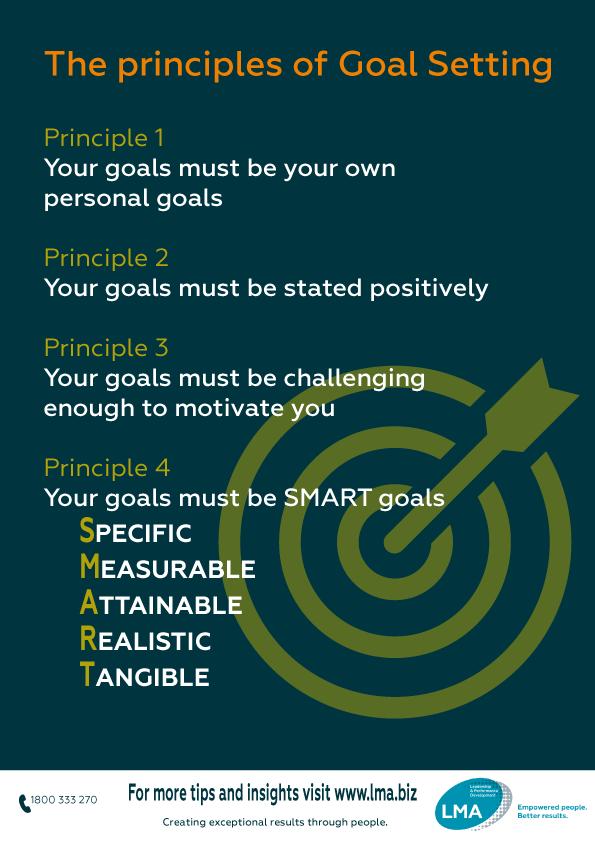setting goals essay