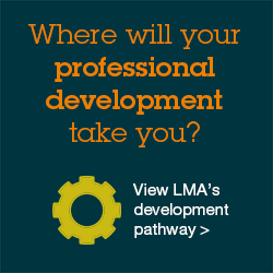 LMA professional development