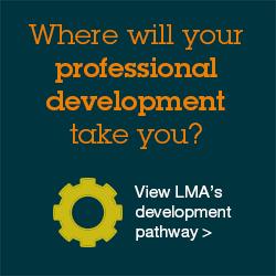 LMA professional development