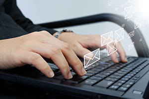 Drowning in emails | LMA
