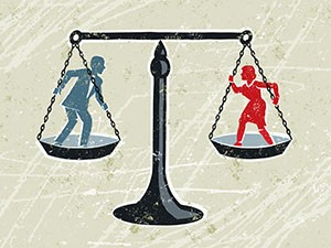 Gender inequality and pay gaps still rife in the workplace | LMA