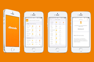 Climendo - featured app   LMA