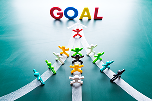 Why aren't you setting goals? | LMA