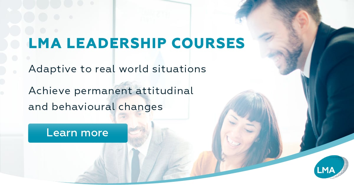 LMA Leadership Courses
